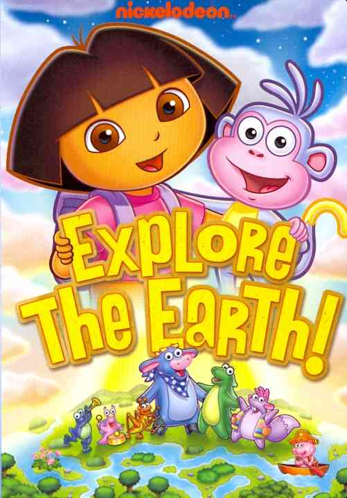 DORA THE EXPLORER:EXPLORE THE EARTH BY DORA THE EXPLORER (DVD)