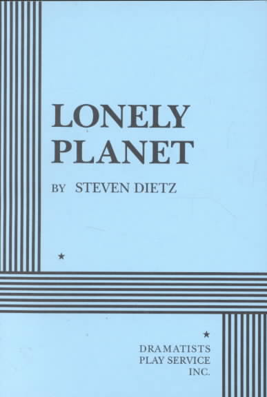 Lonely Planet By Dietz, Steven